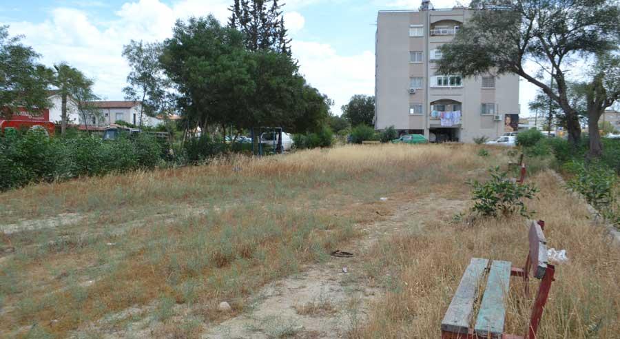 Photo of Lefkoşa'da parklar kaderine terk