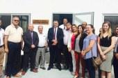 Tarım ve Kırsal Kalkınma Merkezi açıldı