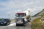 Girne-Değirmenlik Dağyolu'nda ölümlü kaza!