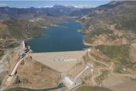 83 bin 600 dekar zirai arazi suyla buluşacak