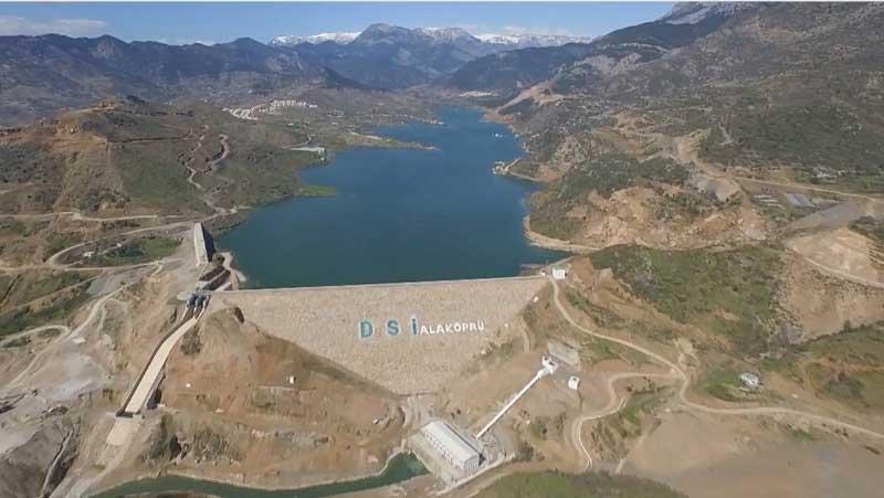 Alaköprü Barajı