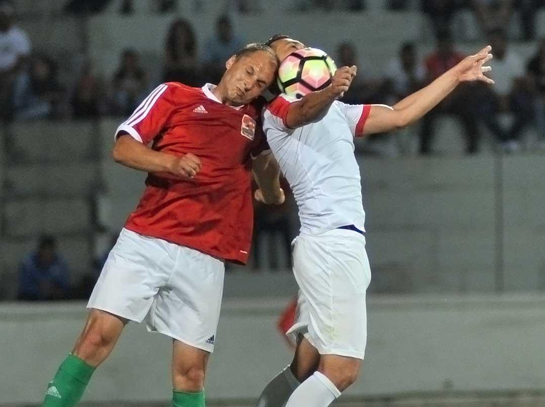 Photo of Futbol şöleni başladı