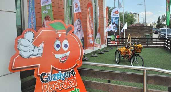 Güzelyurt Portakal Festivali'