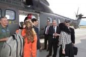 Cumhurbaşkanı Akıncı İsviçre'de