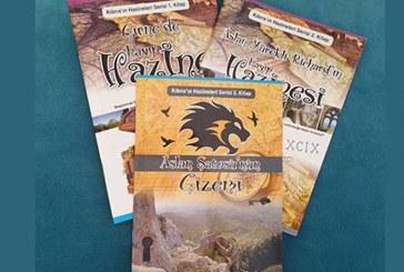 Aslan Şatosu'nun Gizemi kitapçılarda