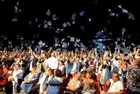 DAÜ'den 2 bin mezun daha