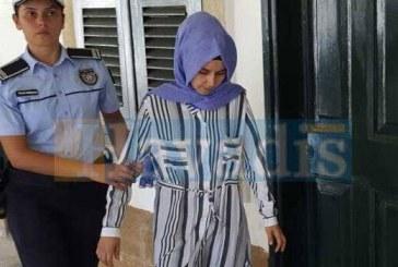 Örgüt ablası tutuklandı