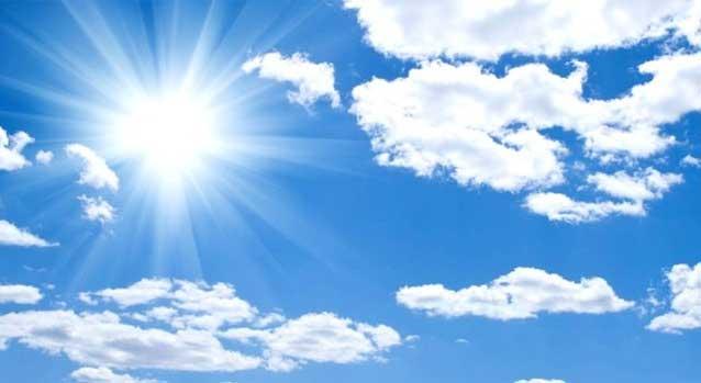 Photo of Hava sıcaklığı pazartesi gününden itibaren artacak
