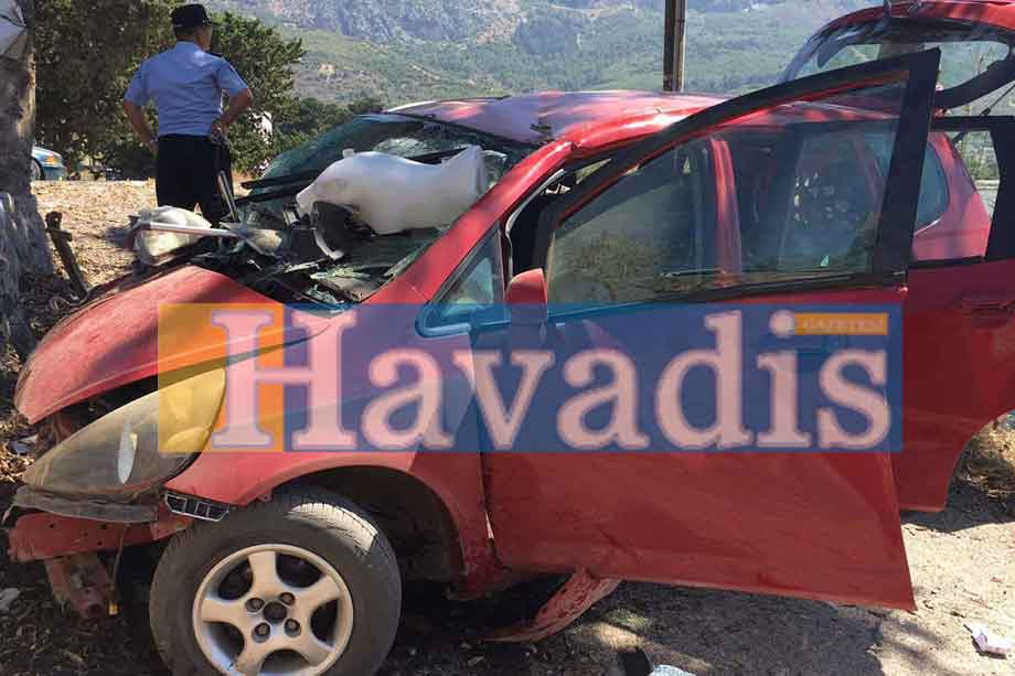 A terrible accident in Lapta! 1 person lost your life