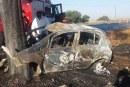 Feci Kaza! Sürücü kurtarılamadı