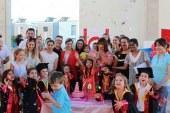 Kıbrıs Montessori Okulları'nda, karne ve mezuniyet coşkusu