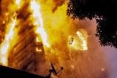 Londra'da beş bina boşaltıldı