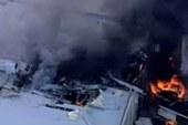 Avustralya'da uçak düştü: 3 ölü