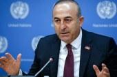 Çavuşoğlu: Müdahale olursa askeri operasyon hemen olur