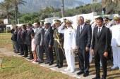 20 Temmuz Barış ve Özgürlük Bayramı Yavuz Çıkarma Plajı'nda törenle kutlandı