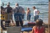 Girne'de bir kişi boğularak yaşamını yitirdi!