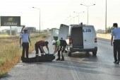 Barış Hakan trafik terörü kurbanı