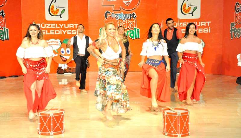 Güzelyurt Portakal Festivali