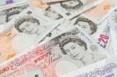 Sterlin İngiltere enflasyon verisinin ardından sert düştü