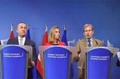 Türkiye-AB toplantısına Kıbrıs sorunu damga vurdu