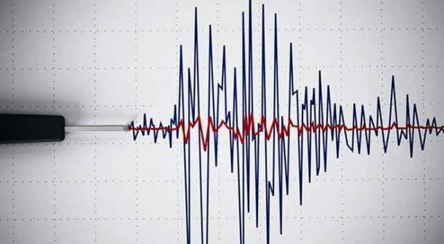 Photo of Akdeniz'de peş peşe 8 deprem