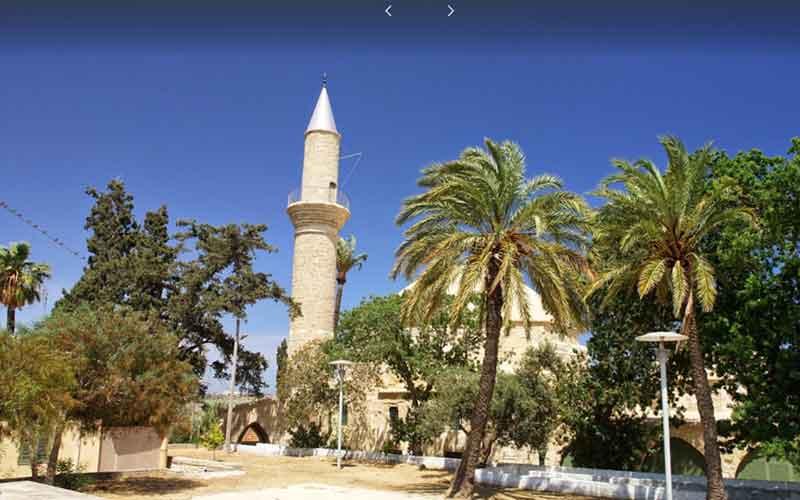 Photo of Hala Sultan'ı ziyaret etmek isteyenler dikkat