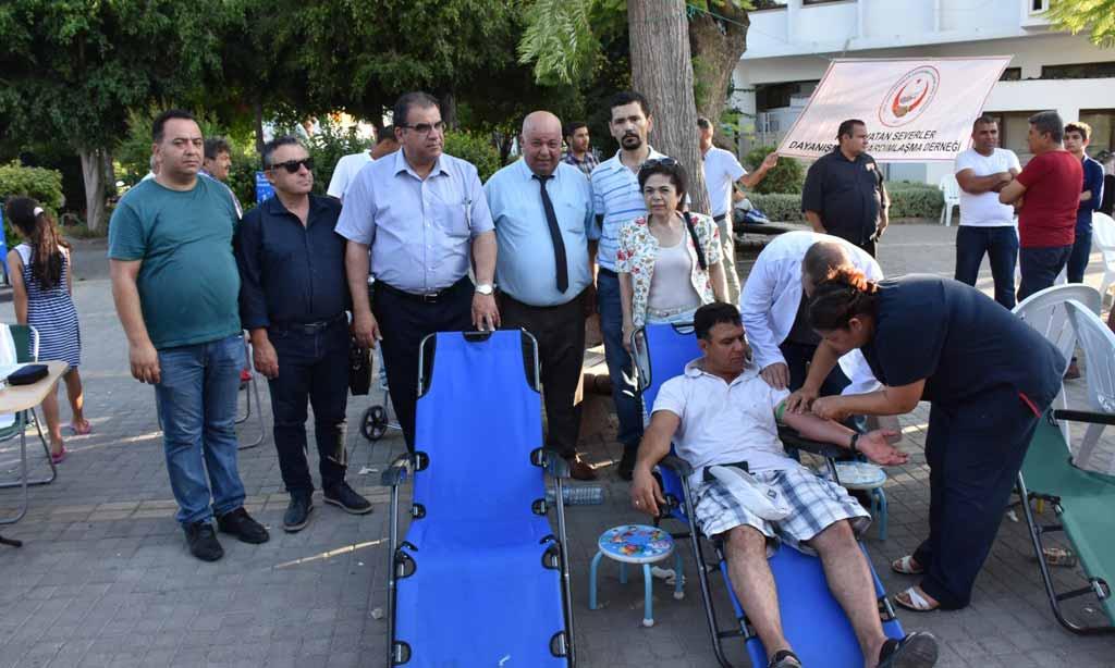 Photo of Kan bağışı etkinliği düzenlendi