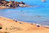 Karaoğlanoğlu Belediye Plajı yarın hizmete açılıyor