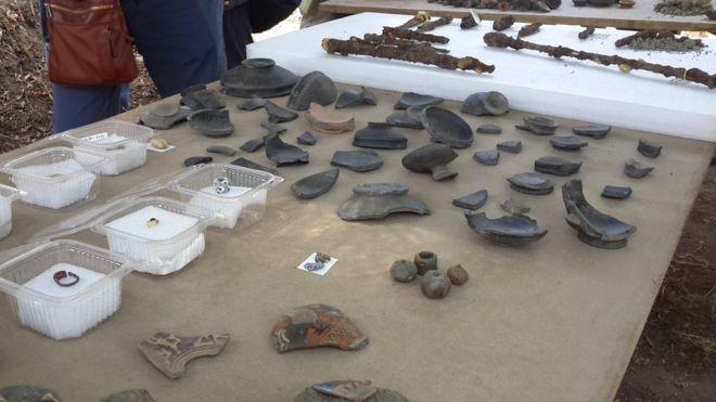 Photo of Pompeii'deki yeni kazılar çok kültürlü yaşamı gün yüzüne çıkarıyor