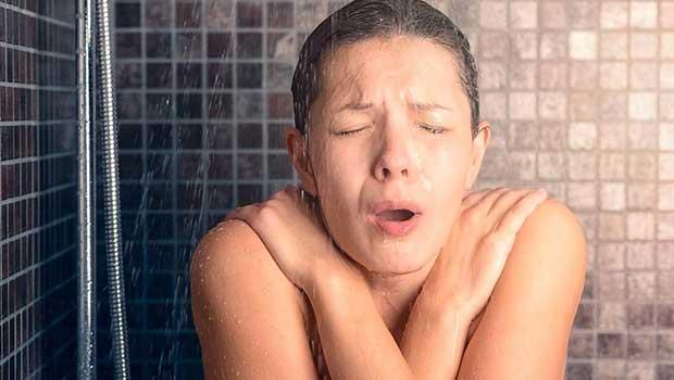 soğuk duş
