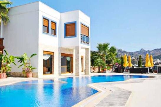 Tatilde villa kiralama, otellere alternatif oldu