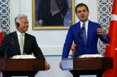 Çelik:  Kıbrıs müzakereleri dondurulmadı, bitti!