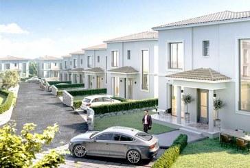 """""""Kıbrıs Town Houses en özel projemiz"""""""