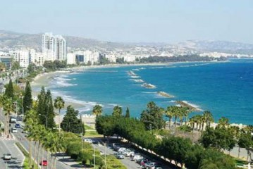 Limasol sahilinde ciddi çevre sorunu