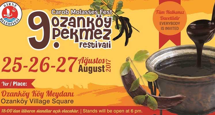 Pekmez festivali