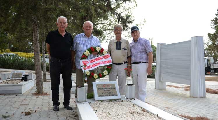 Süleyman Ali Uluçamgil , Salahi Ahmet