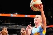 """Vandersloot """"WNBA"""" tarihine geçti"""