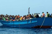 Akdeniz'de göçmen operasyonu