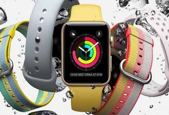 Apple Watch 3 için geri sayım başladı