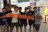 Arda, Galatasaray'da denenmeye gitti