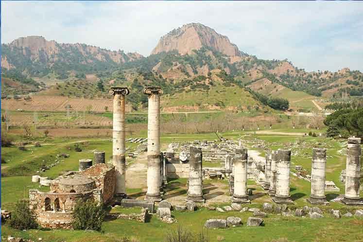 Türkiye'de Ege incileri ve Yunanistan'ın Xios (Sakız) Adası