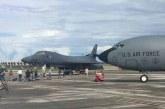 ABD Guam'daki askeri üssü medyaya açtı