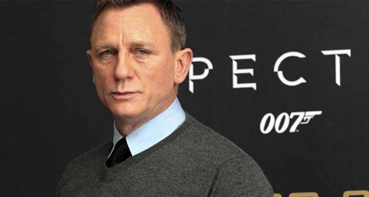 Photo of Daniel Craig, Bond'u doğruladı