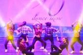 Cranberries Dans Okulu'nun 10. Yıl Dans Gösterisi büyük ilgi gördü