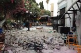İtalyan adasında deprem; 3 çocuk enkaz altında