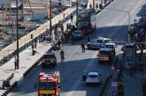 Fransa'da otobüs durağına saldırı