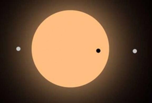 """12 ışık yılı uzaklıktaki iki gezegende """"yaşam"""" izi"""