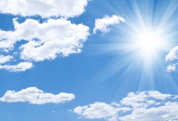 Sıcaklık 23 dereceye kadar çıkacak…