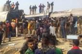 Hindistan'daki tren kazasında 10 kişi öldü