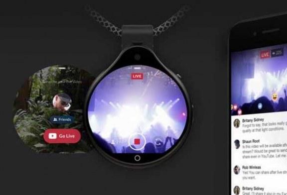 Hayatınızı filme dönüştürecek teknoloji: Yeni trend kameralı kolye